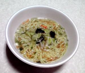 麺ニッポン 近江ちゃんぽん(できあがり)