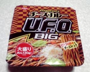 日清焼そば U.F.O. BIG チーズカレー