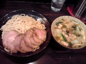 綿麺 フライデーナイト Part81 (15/1/23) 塩つけ麺