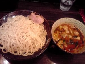 綿麺 フライデーナイト Part88 (15/5/8) 特製辛味噌☆豚骨つけ麺