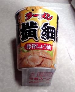 ラーメン横綱 豚骨しょう油(縦型ビッグカップ版)