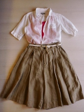 アラフィフファッション・25枚コーデ13~18