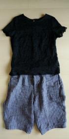 アラフィフファッション・25枚コーデ25~30&チワワ