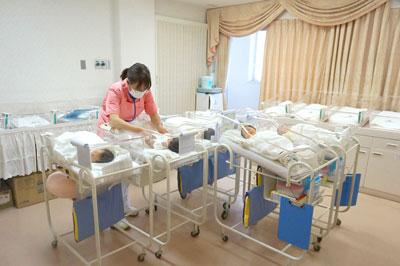 その2新生児室