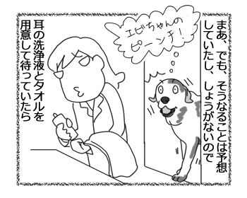 羊の国のラブラドール絵日記シニア!!「寝不足は突然に」3