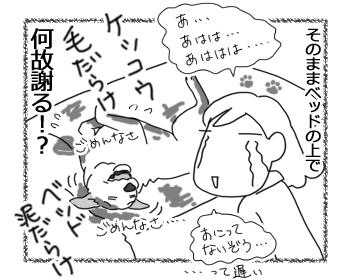 羊の国のラブラドール絵日記シニア!!「寝不足は突然に」5