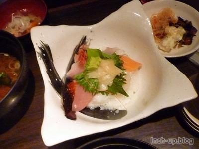 メインの海鮮丼