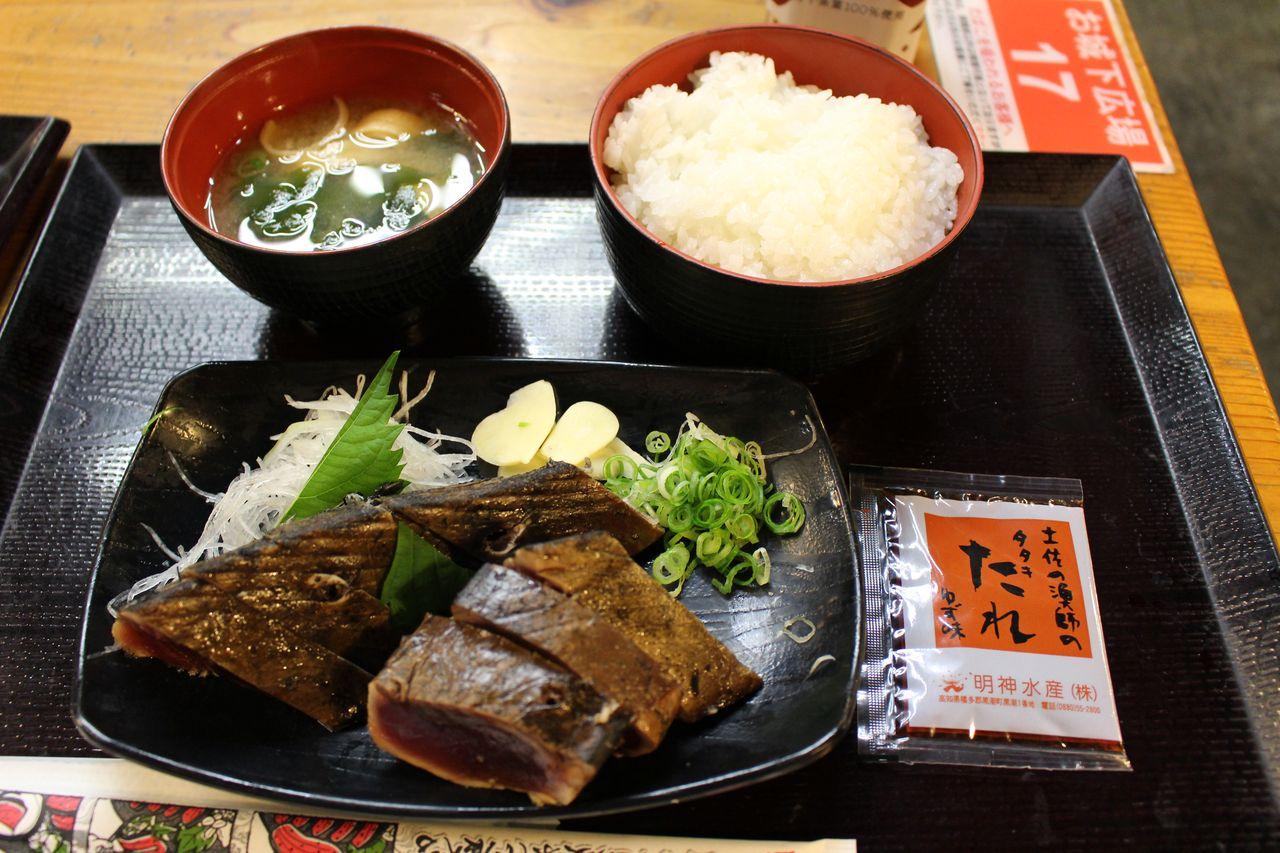 明神丸 ひろめ市場店-3