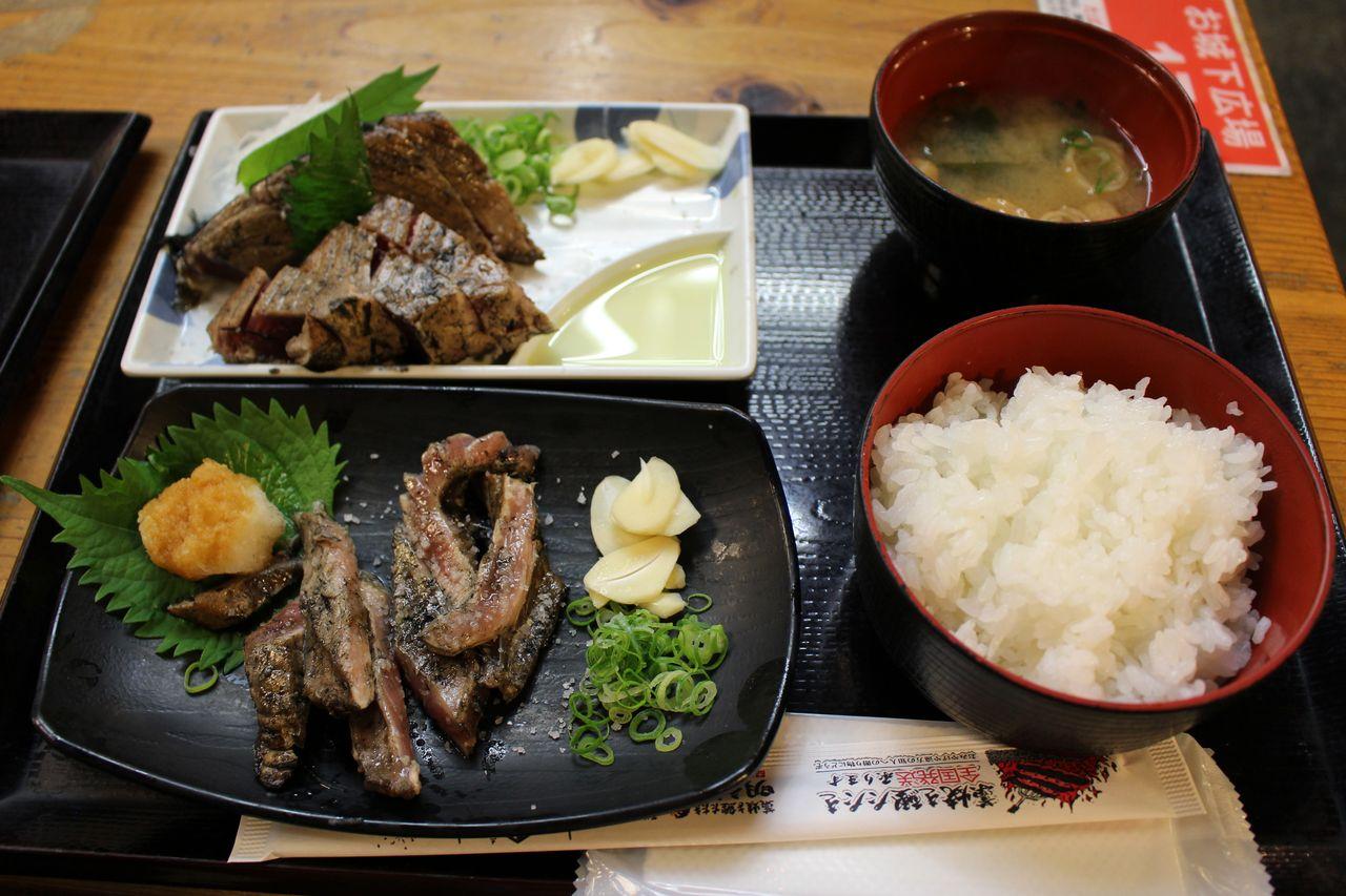 明神丸 ひろめ市場店-4