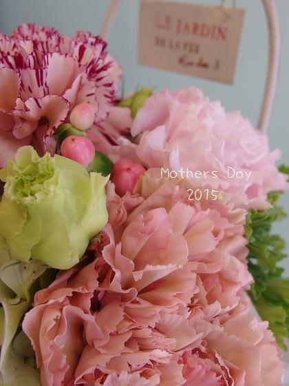 2015 母の日花ギフト Mother`s  Day