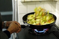 男の料理9