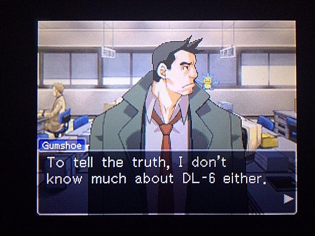 逆転裁判 北米版 DL-6を知るために…9