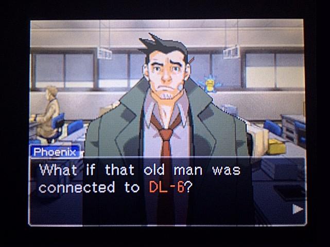 逆転裁判 北米版 DL-6を知るために…24