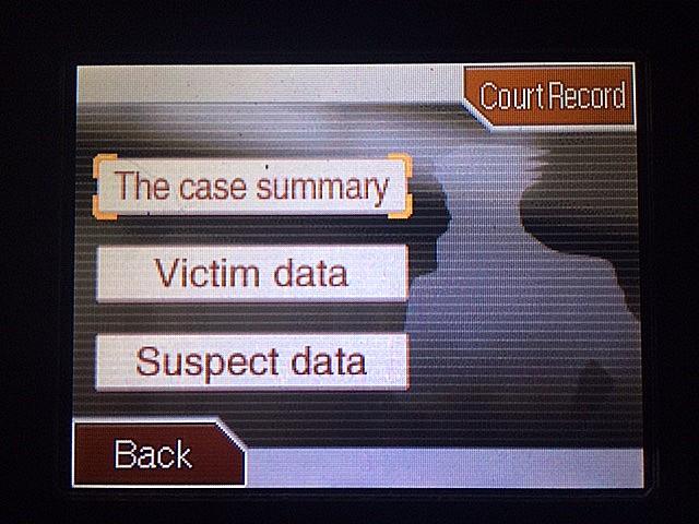 逆転裁判 北米版 DL-6事件調査、概要11