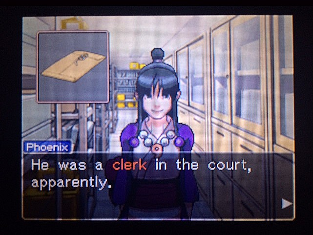 逆転裁判 北米版 DL-6事件、被害者と被告18