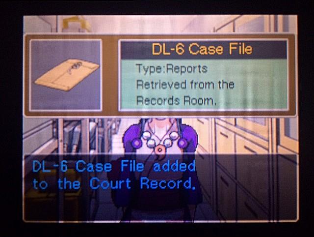 逆転裁判 北米版 DL-6事件、被害者と被告31