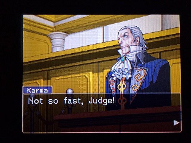逆転裁判 北米版 審理二日目開廷9