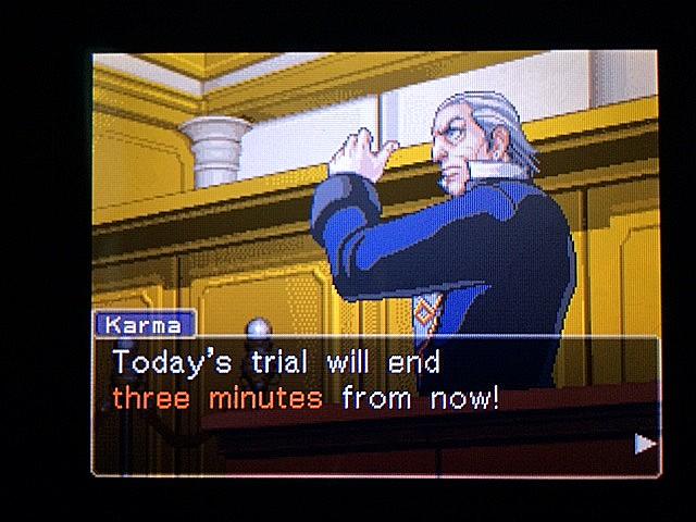 逆転裁判 北米版 審理二日目開廷13