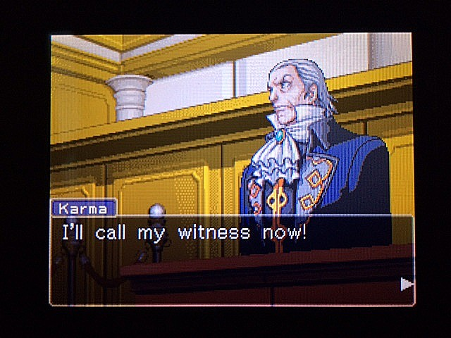 逆転裁判 北米版 審理二日目開廷17
