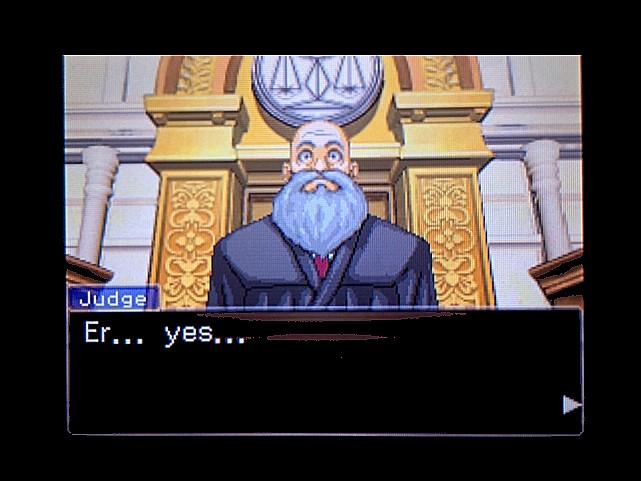 逆転裁判 北米版 オジサンの証言11