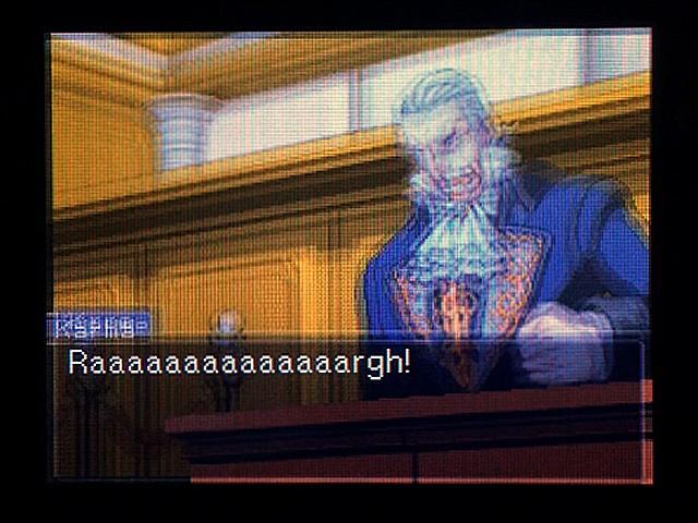 逆転裁判 北米版 オジサンの証言14