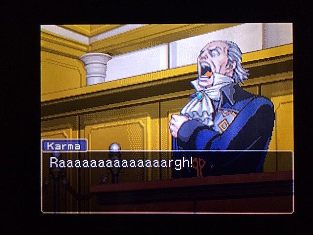 逆転裁判 北米版 オジサンの証言15