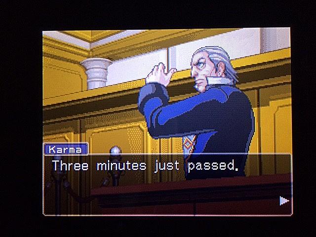 逆転裁判 北米版 オジサンの証言17