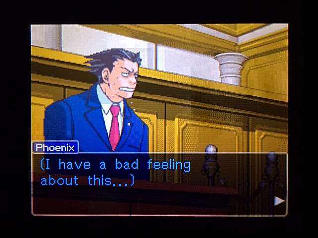 逆転裁判 北米版 オジサンの証言28