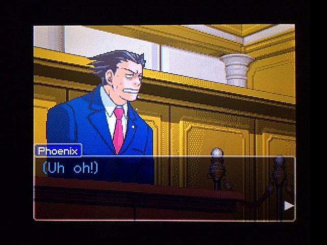 逆転裁判 北米版 オジサンの証言31