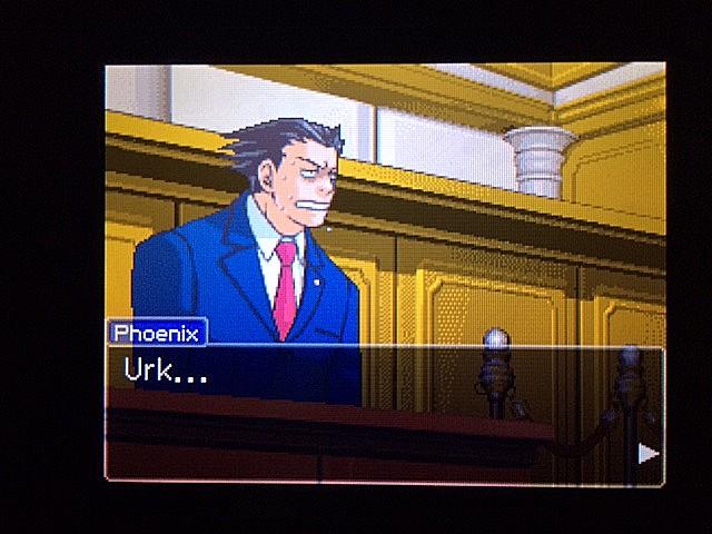逆転裁判 北米版 ディサイシヴ・エヴィデンス18