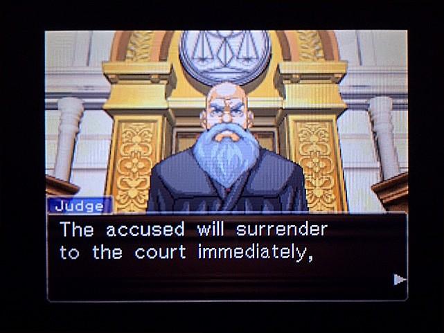 逆転裁判 北米版 判決の行方9