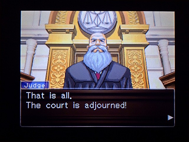 逆転裁判 北米版 判決の行方10