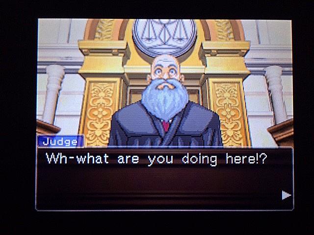 逆転裁判 北米版 判決の行方21