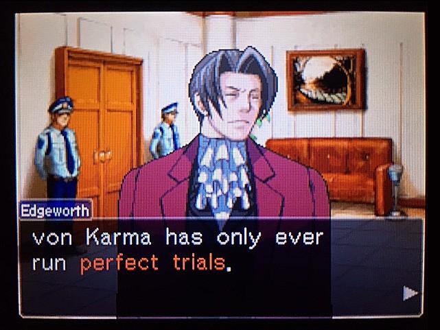 逆転裁判 北米版 ラリーは何を証言するつもりなのか?26