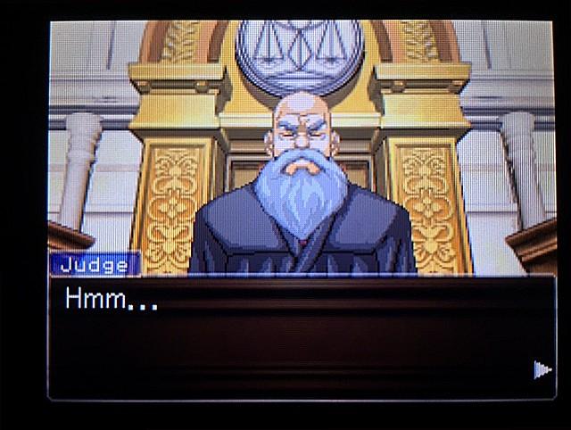 逆転裁判 北米版 ラリー・バッツの証言?続き6