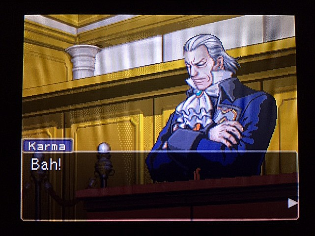 逆転裁判 北米版 ラリー・バッツの証言?続き10