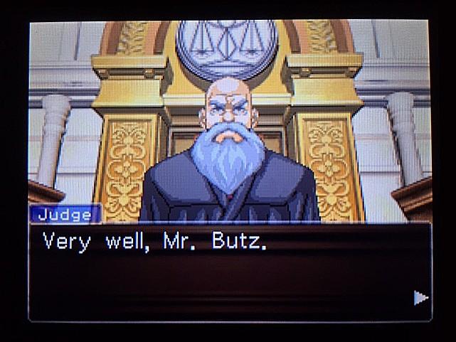 逆転裁判 北米版 ラリー・バッツの証言?続き11