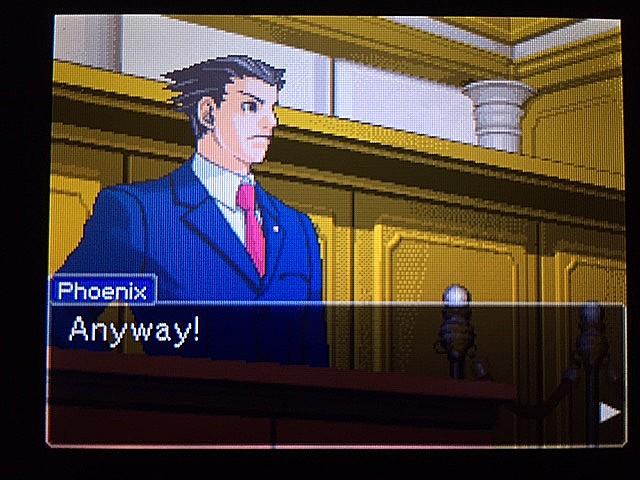 逆転裁判 北米版 ラリー・バッツの証言?続き30