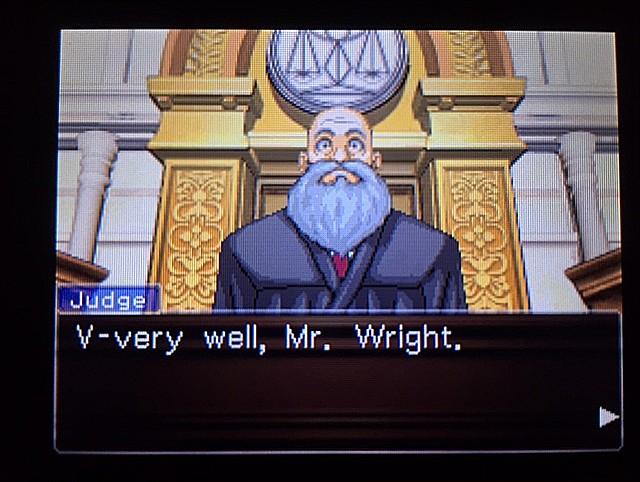 逆転裁判 北米版 ラリー・バッツの証言?続き32