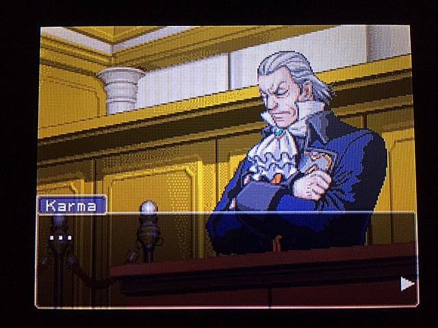 逆転裁判 北米版 イヴの銃声の証拠12