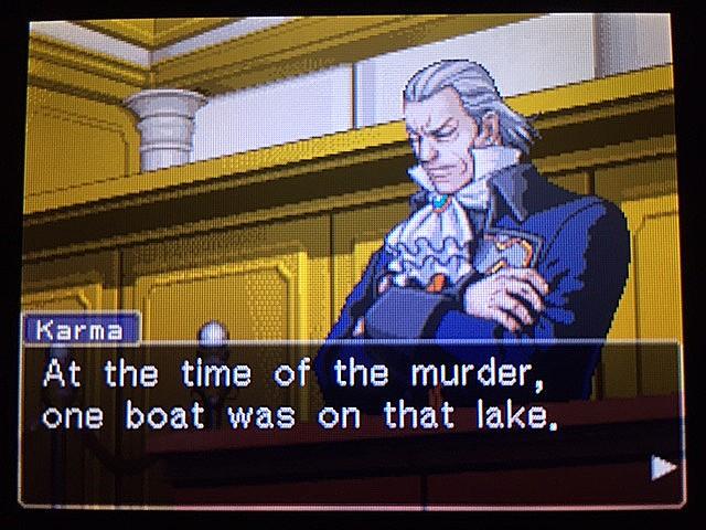 逆転裁判 北米版 最初の銃声の意味18