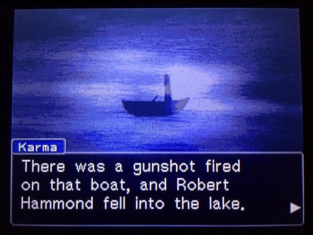 逆転裁判 北米版 最初の銃声の意味21