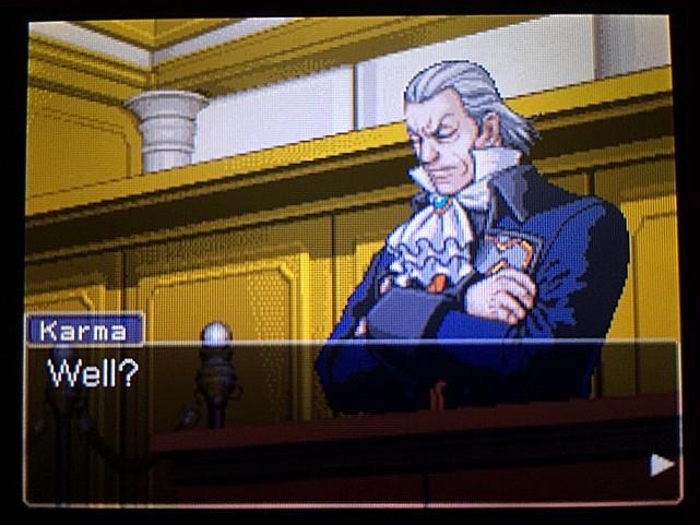 逆転裁判 北米版 最初の銃声の意味22