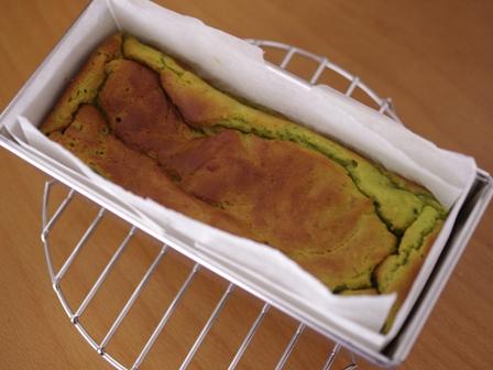 アボカドとりんごでチーズケーキみたいな豆乳ケーキ05