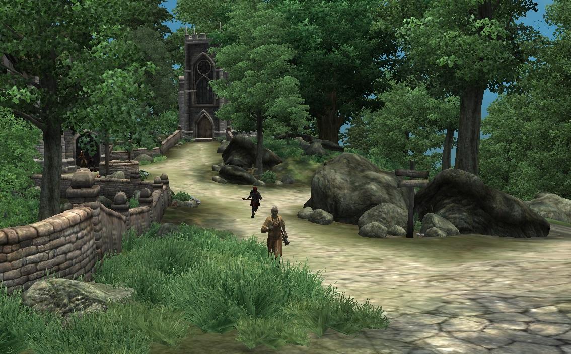 『Oblivion -Joeのシロディール紀行-』 第34話「皇帝の重荷」