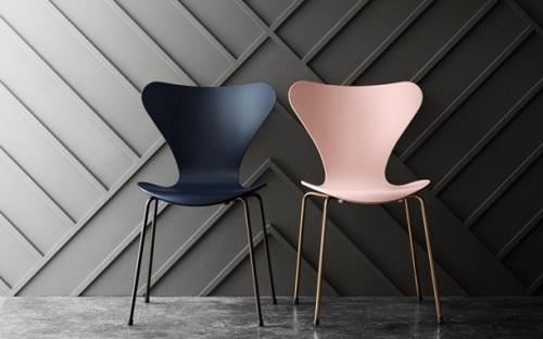 Seven Chair 60th Anniversary Edition (セブンチェア 60周年記念モデル)Arne Jacobsen  (アルネ・ヤコブセン) Fritz Hansen  (フリッツハンセン)