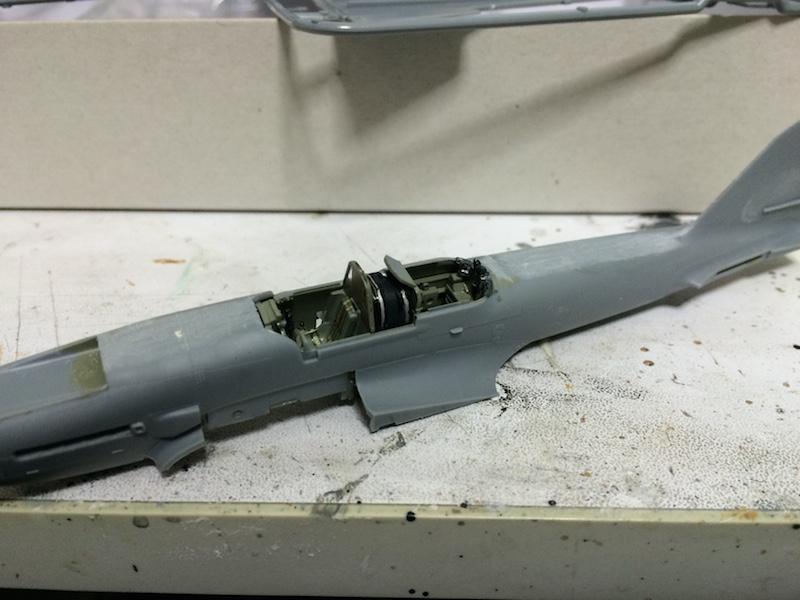 タミヤ 1/72 イリューシンIL-2シュトルモビク - 早くて安くて解像度が低い