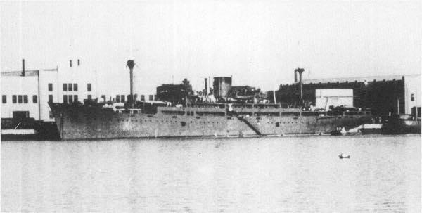 浮島丸 (特設巡洋艦)