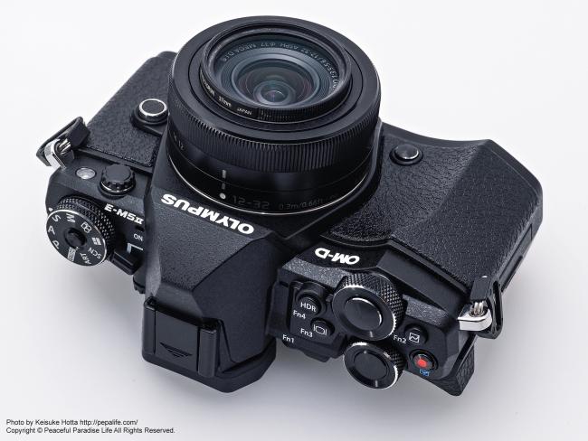 OLYMPUS OM-D E-M5 MarkⅡ+LUMIX G VARIO 12-32mm/F3.5-5.6 ASPH./MEGA O.I.S.