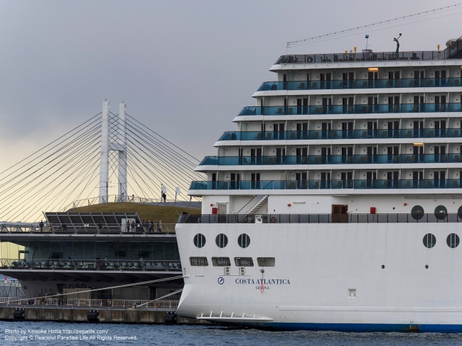 COSTA ATLANTICA in Yokohama